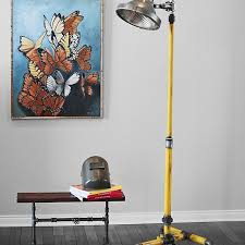 Royal Master Sealight Floor Lamp by Hand Made Vintage Industrial Floor Lamp Crouse Hinds Light By