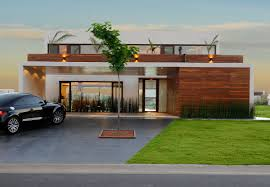 Modern House Fronts by Front Door Driveway Modern House In Buenos Aires Argentina