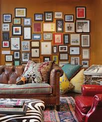 Bold Eclectic Living Room