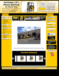 100 National Lift Truck Service Of Puerto Rico Competitors
