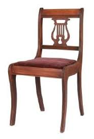 Lyre Back Chairs Antique by Lyre Back Chair 195 For 6 Wish I Had Space Lyre Spotting