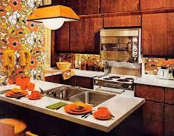 Unique 1960 S Kitchen