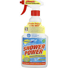 ozkleen shower power shower cleaner trigger 500ml woolworths
