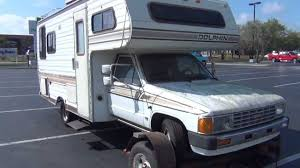 100 Craigslist Cars And Trucks San Antonio FREE CRAIGSLIST FIND 1986 TOYOTA DOLPHIN MOTORHOME FROM HELL ROOF