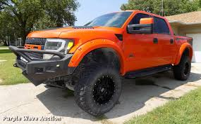 2011 Ford F150 Raptor SVT SuperCrew Pickup Truck | Item DB86... Ford Svt F150 Lightning Red Bull Racing Truck 2004 Raptor Named Offroad Of Texas Planet 2000 For Sale In Delray Beach Fl Stock 2010 Black Front Angle View Photo 2014 Bank Nj 5541 Shared Dream Watch This 1900hp Lay Down A 7second Used 2012 4x4 For Sale Ft Pierce 02014 Vehicle Review 2011 Supercrew Pickup Truck Item Db86 V21 Mod Ats American Simulator