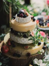 15 Non Traditional Cheese Wheel Wedding Cakes You Have To See