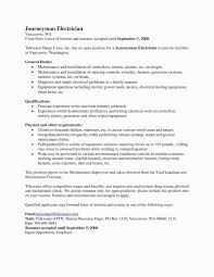 37 New Industrial Journeyman Electrician Resume - All About Resume Iti Electrician Resume Sample Unique Elegant For Free 7k Top 8 Rig Electrician Resume Samples Apprenticeship Certificate Format Copy Apprentice Doc New 18 Electrical Cv Sazakmouldingsco Samples Templates Visualcv Pdf Valid Networking Plumber Jameswbybaritonecom Journeyman Industrial Sample Resumepanioncom Velvet Jobs