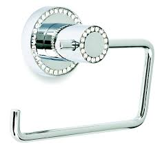 Jcpenney Bathroom Accessory Sets by Bathroom Accessories With Swarovski Crystals Interior Design