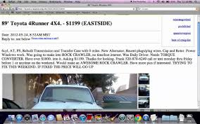 Craigslist Tucson Arizona - Used Cars, Trucks And SUVs Under $3000 ...
