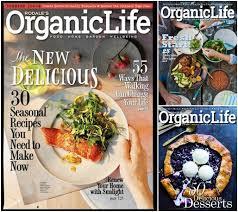 Organic Life magazine only $5 99 a year Formerly Organic Gardening