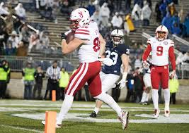 Husker Tight Ends Have A Lot To Smile About In Scott Frosts New