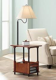 Floor Lamp With Attached End Table by Imposing Design End Table With Lamp Winsome Nightstand