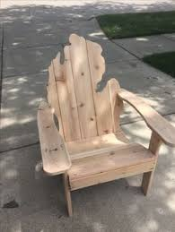 Outer Banks Polywood Folding Adirondack Chair by Eco Friendly Purple Poly Lumber Adirondack Chair With Integrated
