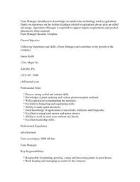 Dorable General Rhcheapjordanretrosus Dairy Awesome Free Rhlockstockandbarrelorg Sample Resume For Farm Manager