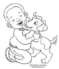 Little Boy Coloring Pages Printable 20 2 4