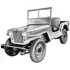 About Willys Jeep CJ-2A - CJ2A Jeep Specs And History