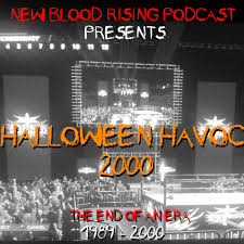 Wcw Halloween Havoc by Halloween Havoc 2000