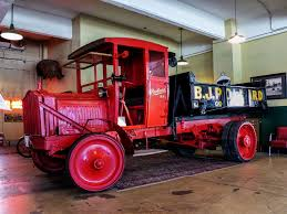 100 Packard Trucks 1919 Dump Truck Taken At Americas Museum Flickr