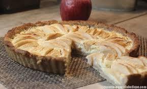 tarte sucree sans pate tarte aux pommes sans sucre ajouté pour diabétiques et recettes