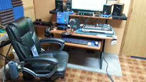 Studio Rta Producer Desk by Unboxing Of Executive Home Studio Chair Youtube