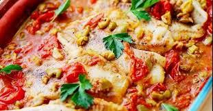 plat rapide a cuisiner filets de tilapia à la méditerranéenne un repas facile et rapide