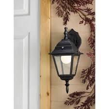 honeywell ss0501 08 led outdoor wall mount lantern light 3000k