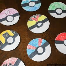 This Simple Poke Ball Paper Plate Craft Is A Fun Activity To Get Kids Creatively Working