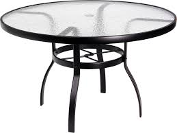 Vintage Russell Woodard Patio Furniture by Furniture Circle Glass Mini Table With Black Iron Woodard Wrought