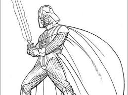 War Armor Of Darth Vader Coloring Pages Hellokidscom