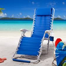 Rio Backpack Beach Chair With Cooler by Backpack Beach Chairs With Cooler