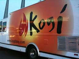 KOREAN-MEXICAN CUISINE ON WHEELS: Kogi BBQ, Los Angeles - The ... Kogi Bbq Truck Foodlosangeles Roadstoves Lady And Pups Chasing Short Rib Tacos At On Foodmento Culver Citypalmsmar Vista Barbecue Korean A Look Back Roy Chois Early Days His Bold Sauces Kcet Hlights From The Rogue 99 La Taco Chef Branches Out With New Restaurant In Los Angeles Street Food Guru Choi Sunny Spot Trucks More Seoul Girl Food Truck Brings Tacos A Five Fun Facts About Overlord Eater