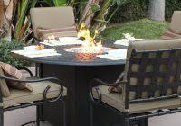 Sams Club Patio Set With Fire Pit by Fire Table Patio Set Unique Sunjoy Fairbanks 8 Piece Dining Set