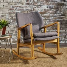 Brayden Studio Saum Rocking Chair & Reviews   Wayfair Cowhide And Leather Rocker Ruicartistrycom Rocking Chair Accent Chairs Dark Brown Wood Finish Oak Frame Glider Baby Rocker Ott Beige Presso Wood Rocking Chair Seat Baby Nursery Relax Glider Ottoman Set W Decorsa Upholstered High Back Fabric Best Reviews Buying Guide June 2019 Own This Traditional Espresso Colour Plywood Geneva Dove Rst Outdoor Alinum Woven Seat At New Folding Bed Shower Decorate With Amazoncom Belham Living Kitchen