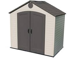 Suncast Tremont Shed Assembly by Suncast 8x10 Tremont Resin Shed Kit W Floor Bms8100
