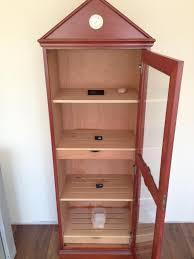 cigar cabinet humidor australia new humidor cabinet puff cigar discussion forums