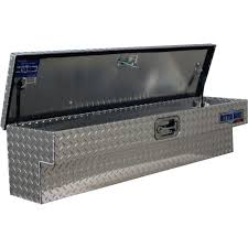 Better Built Tower Truck Tool Box — Diamond Plate Aluminum, 18in ... Lund 495 Cu Ft Alinum Fender Well Tool Box78225 The Home Depot Boxes For Truck Beds Dee Zee Red Label Side Mount Wide Single Lid Box Tool Box And Series Toolbox Free Shipping Husky 48 In Black Mechanics Lowes Fast Plastic Best 3 Options Better Built Crown Standard Tongue Mount Recomendations Pssure Washing Resource Topside Top Main Allemand 2013 Buyers Guide Bedside Storage Systems Medium Duty Work Info