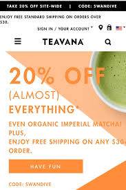 Teavana Coupon Canada / Printable Coupons For Cracker Barrel Cheese Amoda Tea August 2018 Subscription Box Review Coupon Hello Cherry Moon Farms Free Shipping Coupon Code Budget Moving Truck Teavana Keep It Peel Citrus Sample Dealmoon 9 Teas To Help You Unwind Before Bed Codes And Rebate Update Daily Youtube Pens Promo Naturaliser Shoes Singapore Thread Up Codes For Pizza Hut Gift Cards Quick Easy Vegetarian Recipes Dinner Guide Optimizing In Your Email Marketing Campaigns Andalexa Carnival Money Aprons Smog Center Roseville