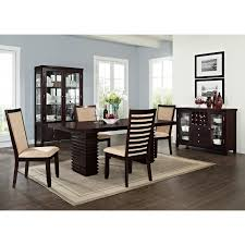 dining great dining table sets round glass dining table on value