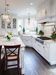 50 Beautiful Kitchen Design Ideas For You Own Corner Sink Windows Around Island With Overhang On All Sides Backsplash Behind Stovetop