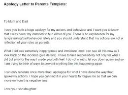 Apology Letters Apology Letter Friend Apology Letter To Mom For