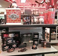 Image Of Harley Davidson Christmas Decor