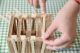 Popsicle Stick Lamp Dip Feed 7