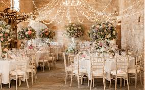 Rustic Romance Style Wedding Venues