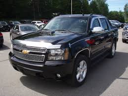 100 Truck Prices Blue Book Used 2008 Chevrolet Avalanche 1500 LTZ Crew Cab For Sale