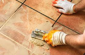 Grouting Floor Tiles Tips by Tile How To Regrout Floor Tiles Inspirational Home Decorating