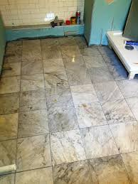 Tiling A Bathroom Floor Around A Toilet by Bathroom Tiling A Bathroom Floor Around A Toilet How To Lay