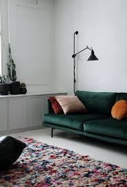 petrol farbe für samtsofa design dekor dekoration design