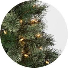9 Ft Pre Lit Christmas Trees by Christmas Trees Target