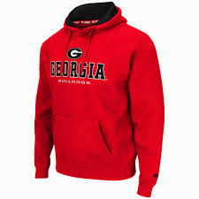 Georgia Bulldogs Zone II Red Mens Hoodie Sweatshirt Jacket Walmartcom