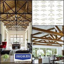 100 Bowstring Roof Truss Exposed Es Mortar Life Quality Builders